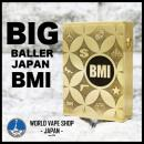 超人気のBMI V3 TOUCH BIG BALLER JAPAN MOD BRASS