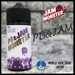 JAM MONSTER PB LIMITED 100ml