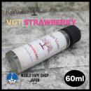 大人気リキッド RIPE VAPES VCT STRAWBERRY 60ml