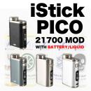 Eleaf iStick PICO 21700 MOD with BAttery&Liquid