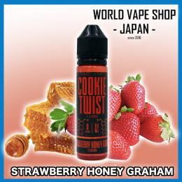 LEMON TWIST Strawberry Honey Graham 60ml