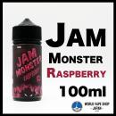 JAM MONSTER RASPBERRY ジャムモンスター 100ml